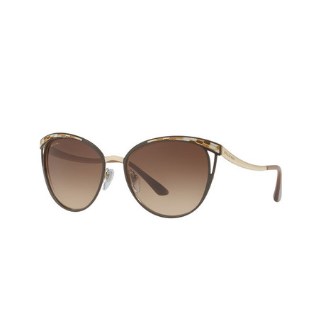 Cat Eye Sunglasses BV6083, ${color}