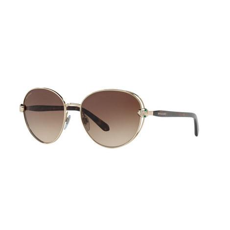 Round Sunglasses BV6087B, ${color}