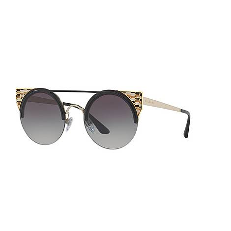 Round Sunglasses 0BV6088, ${color}