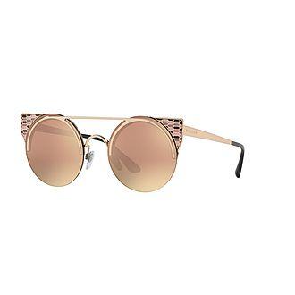 Round Sunglasses 0BV6088