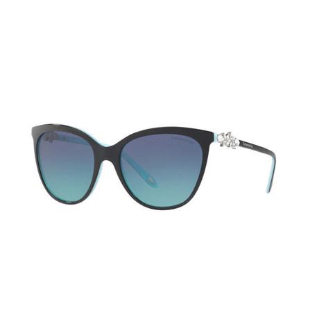 Cat Eye Sunglasses TF4131HB, ${color}