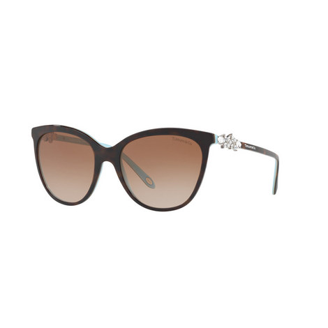 Cat Eye Sunglasses TF4131HB, ${color}