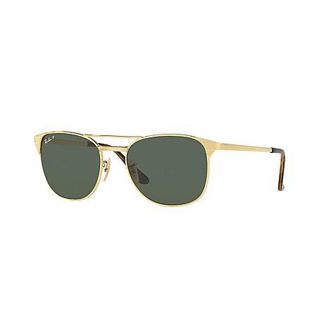 Clubmaster Sunglasses RB3429M Polarised, ${color}