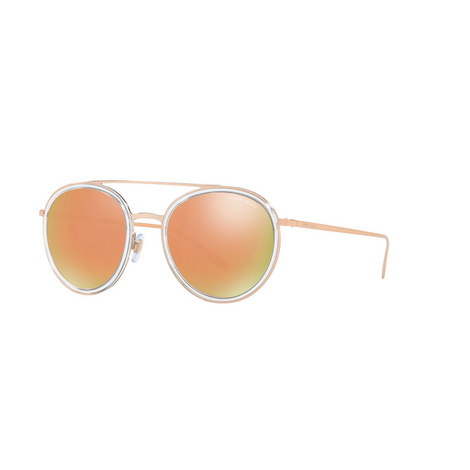 Round Sunglasses AR6051, ${color}