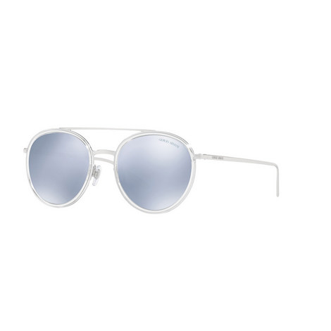 Round Sunglasses 0AR6051, ${color}