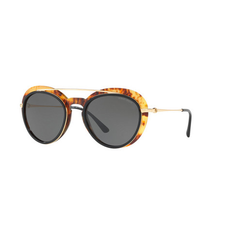 Irregular Oval Sunglasses AR6055, ${color}