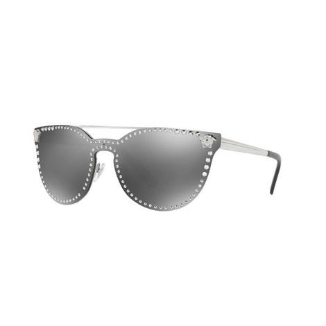 Embellished Cat Eye Sunglasses VE2177, ${color}