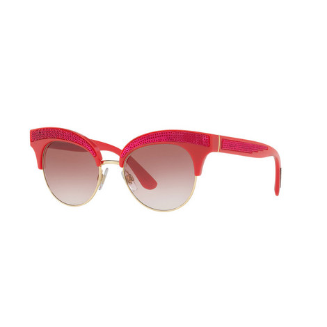 Cat Eye Sunglasses DG6109, ${color}