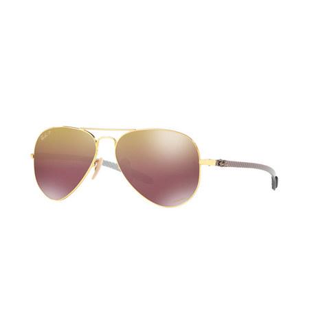 Aviator Sunglasses RB8317CH, ${color}