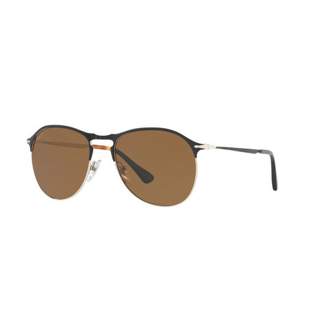 Aviator Sunglasses PO7649S, ${color}