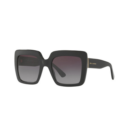 Oversized Square Sunglasses DG4310, ${color}