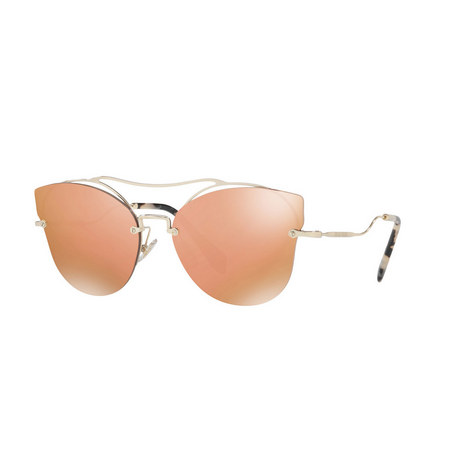 Cat Eye Sunglasses 0MU 52SS, ${color}