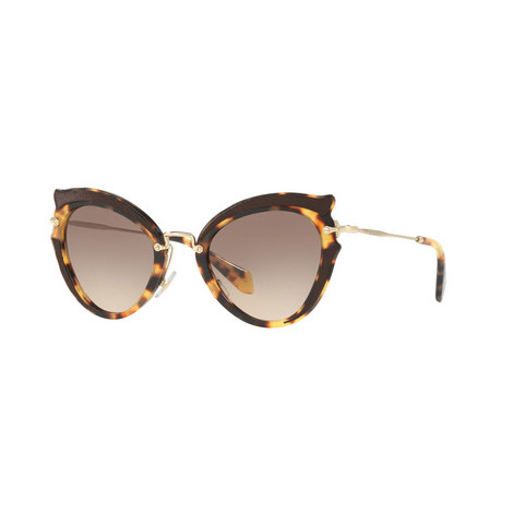 Cat Eye Sunglasses 0MU 05SS, ${color}