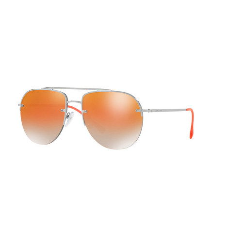 Aviator Sunglasses PS 53SS, ${color}