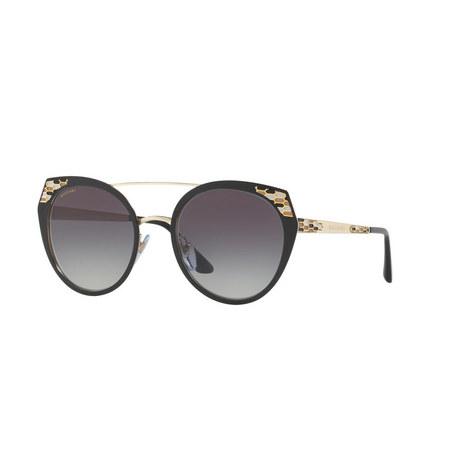 Round Sunglasses BV6095, ${color}