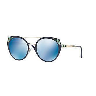 Round Sunglasses BV6095