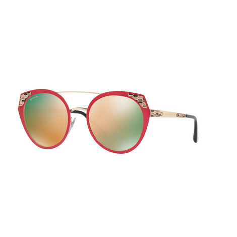 Round Sunglasses BV6095, ${color}
