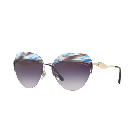 Oval Sunglasses 0AR6061, ${color}