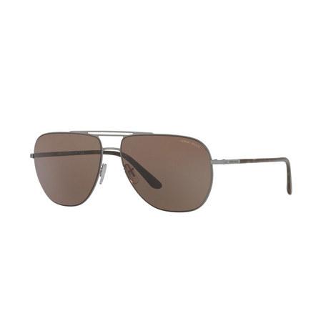 Aviator Sunglasses AR6060, ${color}