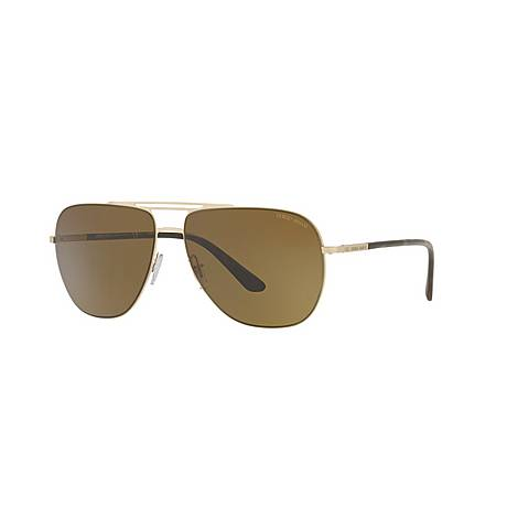 Aviator Sunglasses AR6060, ${color}
