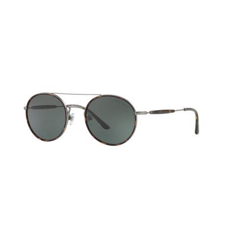 Round Sunglasses 0AR6056J, ${color}