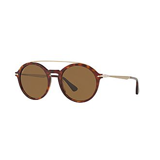 Round Sunglasses PO3172S