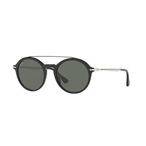 Round Sunglasses PO3172S, ${color}