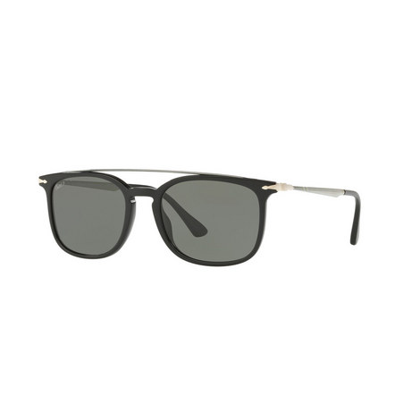 Rectangle Sunglasses PO3173S, ${color}