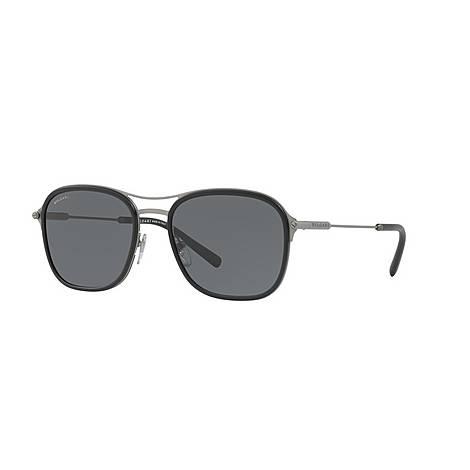 Rectangle Sunglasses BV5041, ${color}