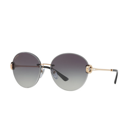 Round Sunglasses BV6091B, ${color}