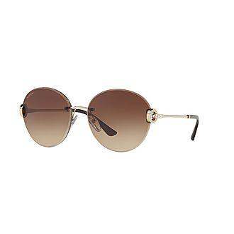 Round Sunglasses BV6091B