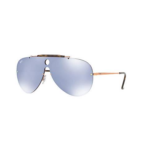 Pilot Sunglasses 0RB3581N, ${color}