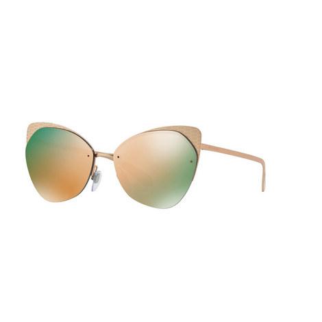Cat Eye Sunglasses BV6096, ${color}
