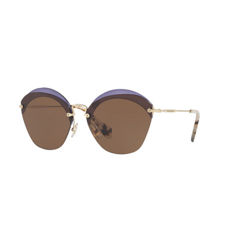 Irregular Sunglasses MU 53SS, ${color}