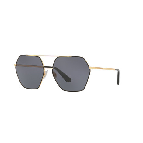 Irregular Sunglasses DG2157, ${color}