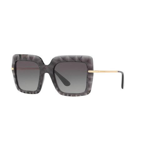 Oversized Sunglasses DG6111, ${color}