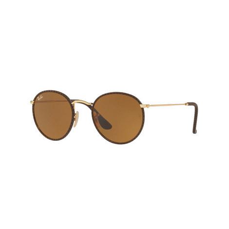 Craft Round Sunglasses RB3475Q, ${color}