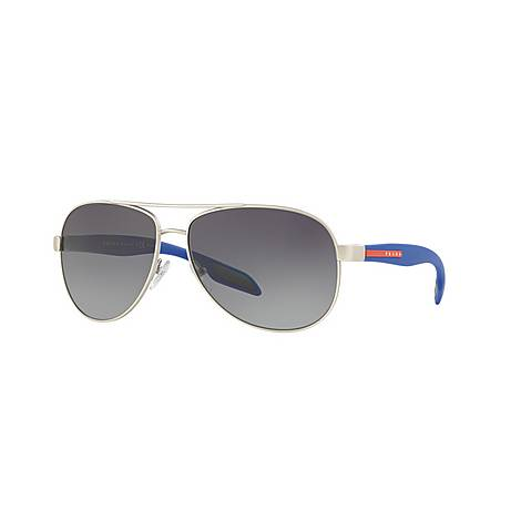 Benbow Pilot Sunglasses, ${color}