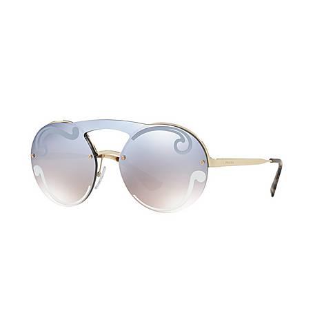 Round Sunglasses PR 65TS, ${color}