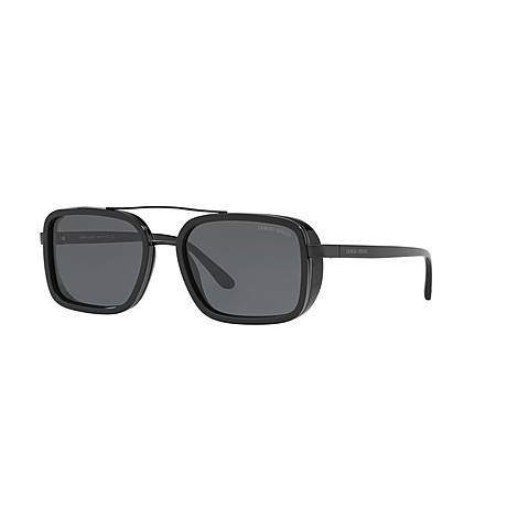 Rectangle Sunglasses 0AR6063, ${color}