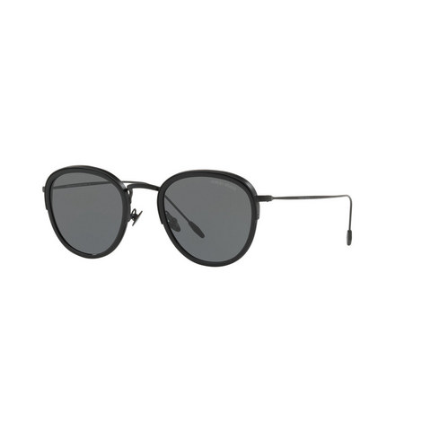 Round Sunglasses 0AR6068, ${color}