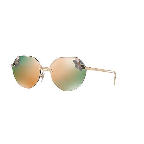 Round Sunglasses BV6099, ${color}