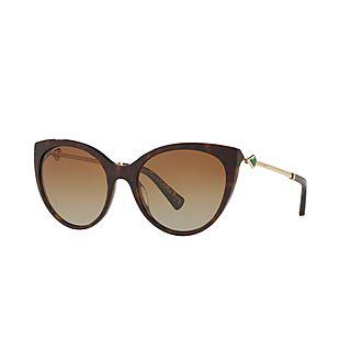 Cat-Eye Sunglasses 0BV8195KB