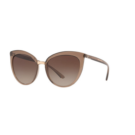 Cat-Eye 0DG6113 Sunglasses, ${color}