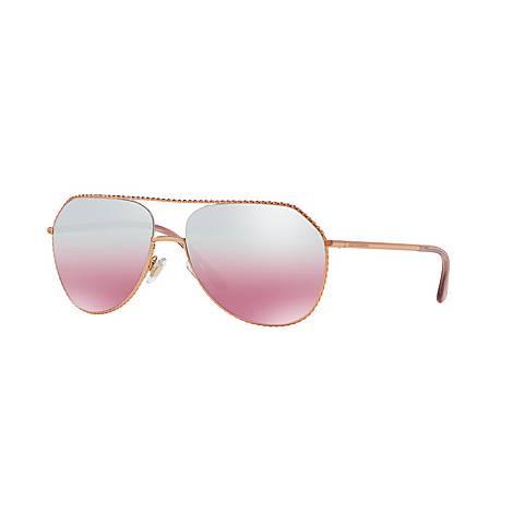 Pilot Sunglasses 0DG2191, ${color}