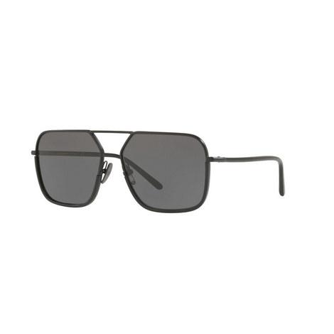 Irregular 0DG2193J Aviator Sunglasses, ${color}