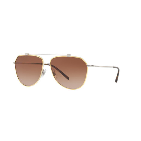 Aviator 0DG2190 Sunglasses, ${color}