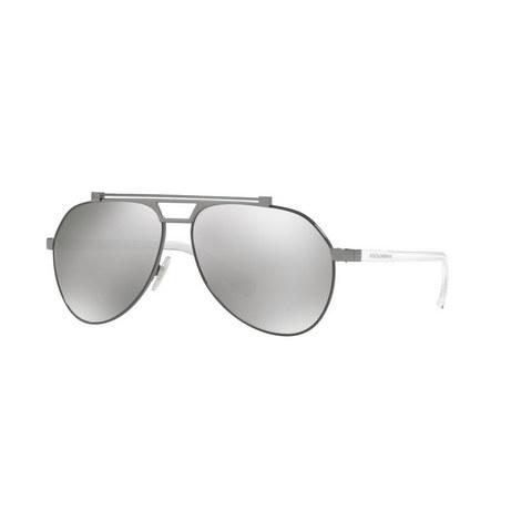 Aviator 0DG2189 Sunglasses, ${color}