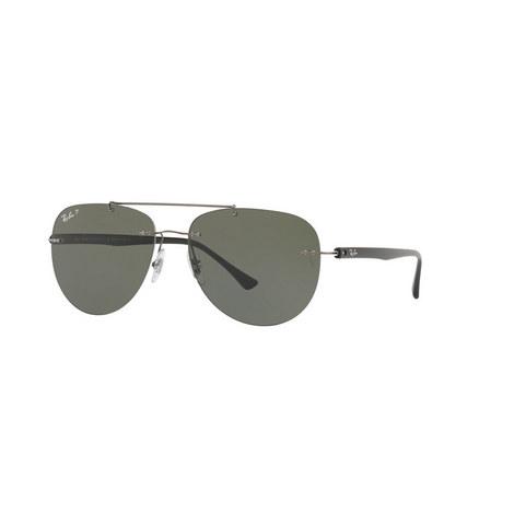 Aviator Sunglasses RB8059, ${color}