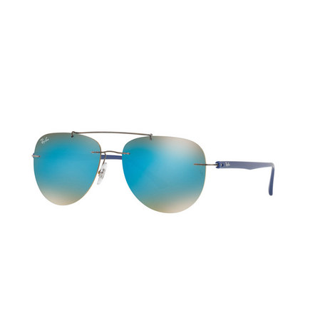 Aviator Sunglasses RB8059, ${color}